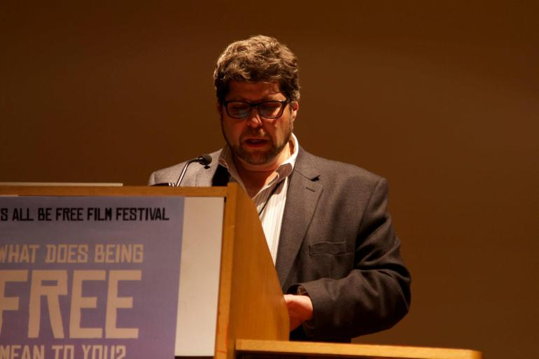 Festival Director Tariq Nasir - opening night speech