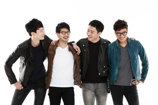 Jaehyuck Shin, Seong- ki Yoon, Sunghwan Hwang and Minsoo Choi