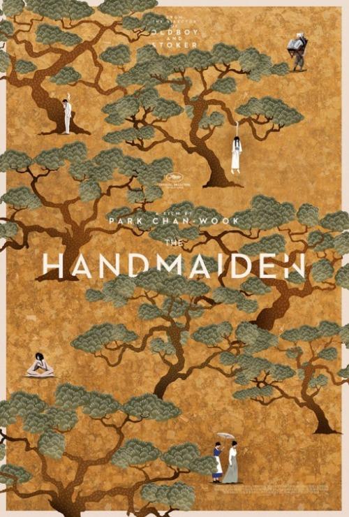 handmaiden poster