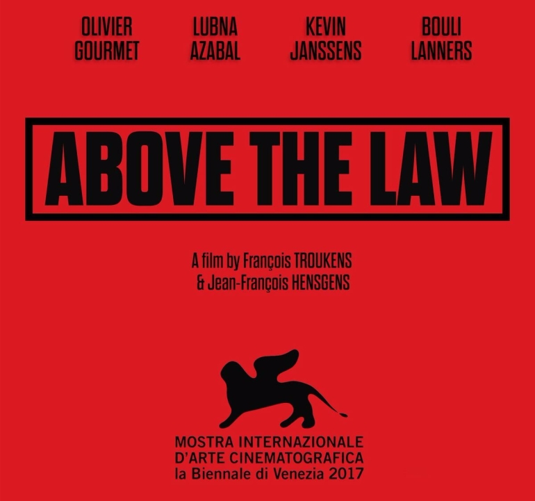 ABOVE THE LAW TITRE ACTEURS