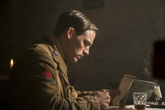 journey s end stanhope Saul dibb's journey's end is being released 100 years to the week after its   stars as one of the officers, the shell-shocked captain stanhope.