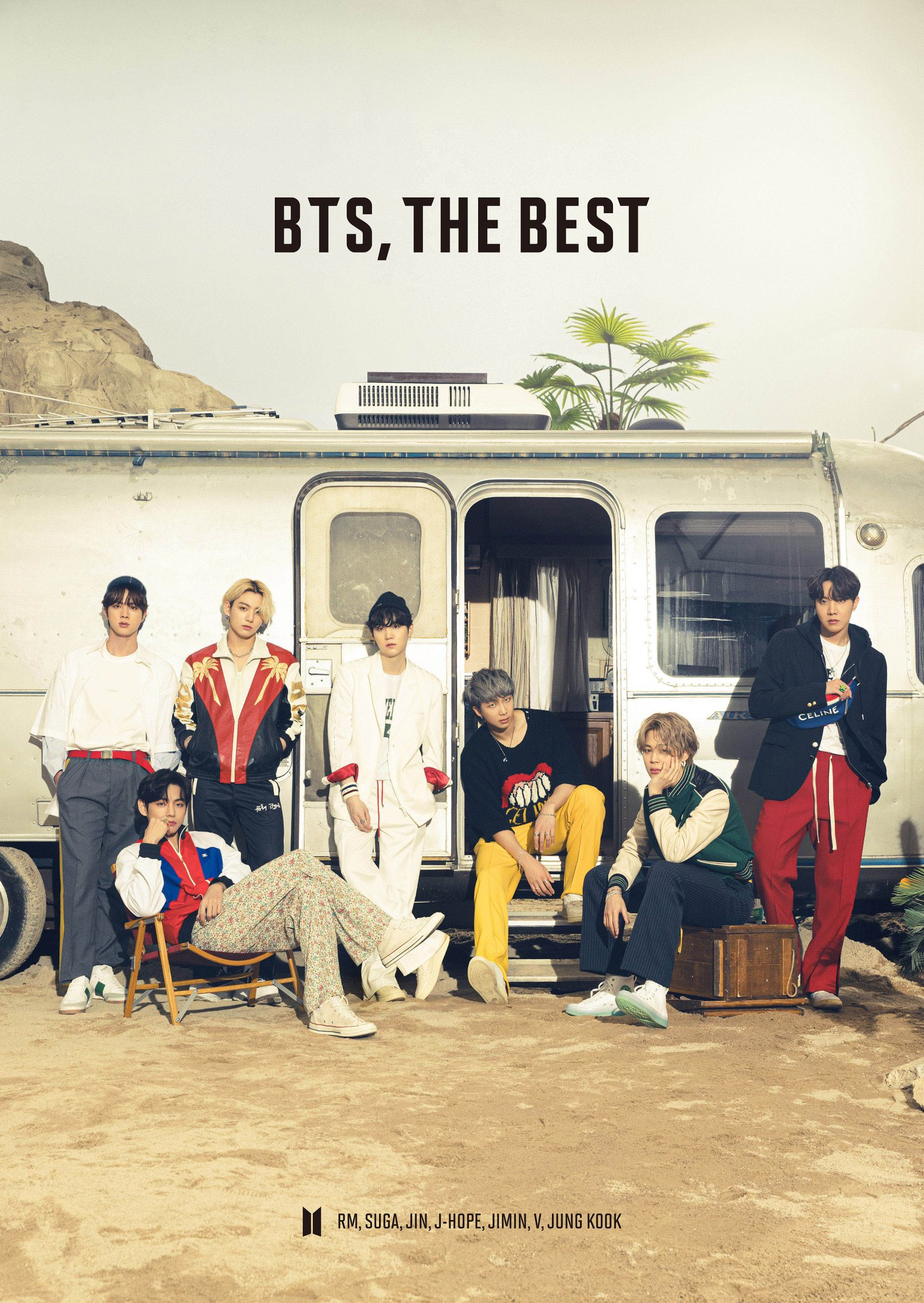 """BTS Take Japan """"BTS, The Best"""" – Japan Album Review   View of the ..."""